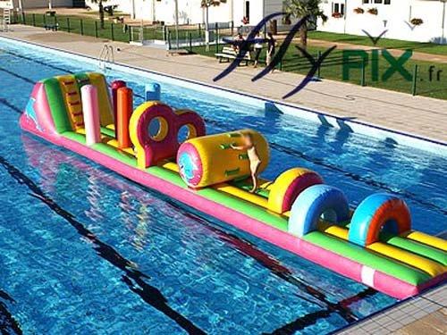 Flypix maghreb ballons publicitaires arches gonflables for Piscine enfant rigide